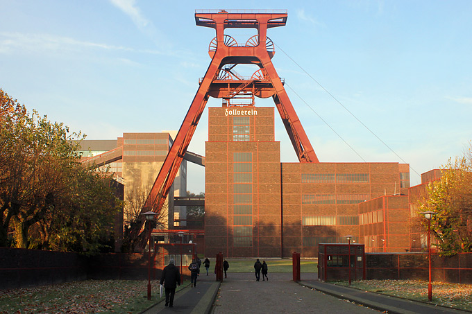 Zeche Zollverein, Essen - Foto: Helge May