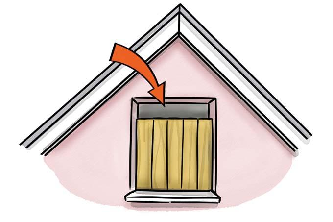 fledermausquartiere auf dachb den nabu nrw. Black Bedroom Furniture Sets. Home Design Ideas