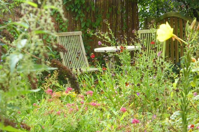 Naturnahe Gärten