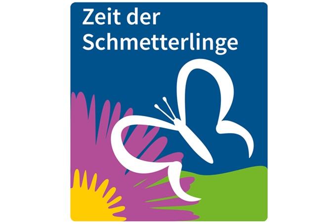 Logo Zeit der Schmetterlinge - NABU NRW
